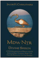Mdw-Ntr-Divine-Speech