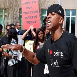 I love being Black Trayvon