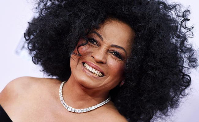 LOS ANGELES, CA - NOVEMBER 23:  Singer Diana Ross arrives at the 2014 American Music Awards at Nokia Theatre L.A. Live on November 23, 2014 in Los Angeles, California.  (Photo by Axelle/Bauer-Griffin/FilmMagic)
