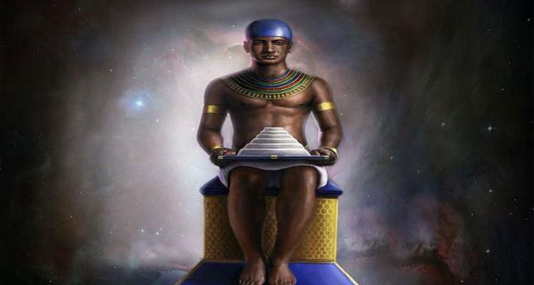Imhotep   Omar Buckley