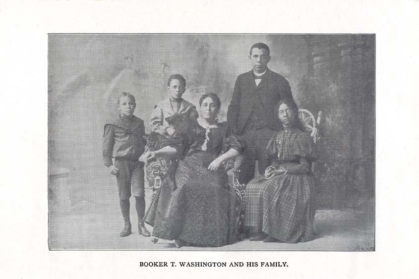 Booker T Washington Family