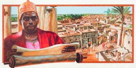 Afonso I King of the Kongo by Carl Owens