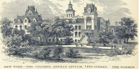 HEADLEY(1882)_-p080_New_York_-_the_Colored_Orphan_Asylum_143rd_Street