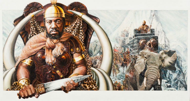 Hannibal Ruler of Carthage by Charles Lilly