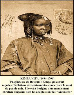 Kimpa Vita Prophetess