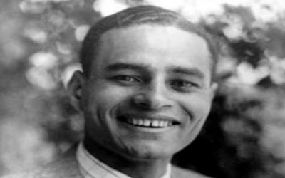 A young Ralph Bunche