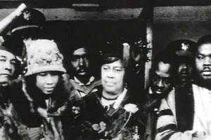 Amy Jacques Garvey Henrietta Vinton Davis and Marcus Garvey