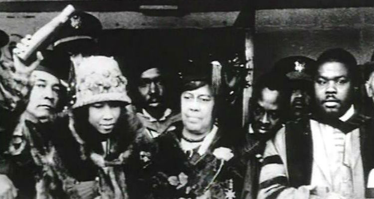 Amy Jacques Garvey Henrietta Vinton Davis and Marcus Garvey