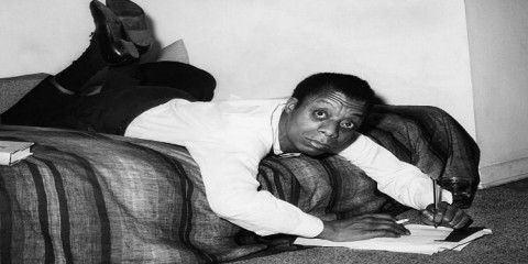 James Baldwin 1963 - Artist Everett