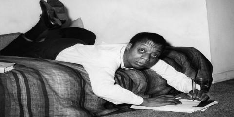 James Baldwin 1963 - Artist Everett