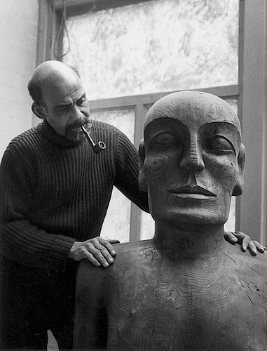 Ronald Moody - Sculptor by Bonita Jamaica