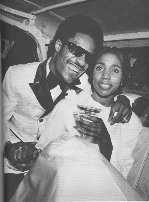 Stevie Wonder & Syreeta