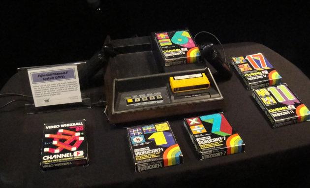 Fairchild console