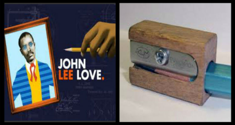 john lee love inventor of the portable pencil sharpener kentake page
