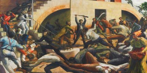 Barrington Watson Morant Bay Rebellion