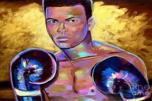 Muhammad Ali by Robert Phelps
