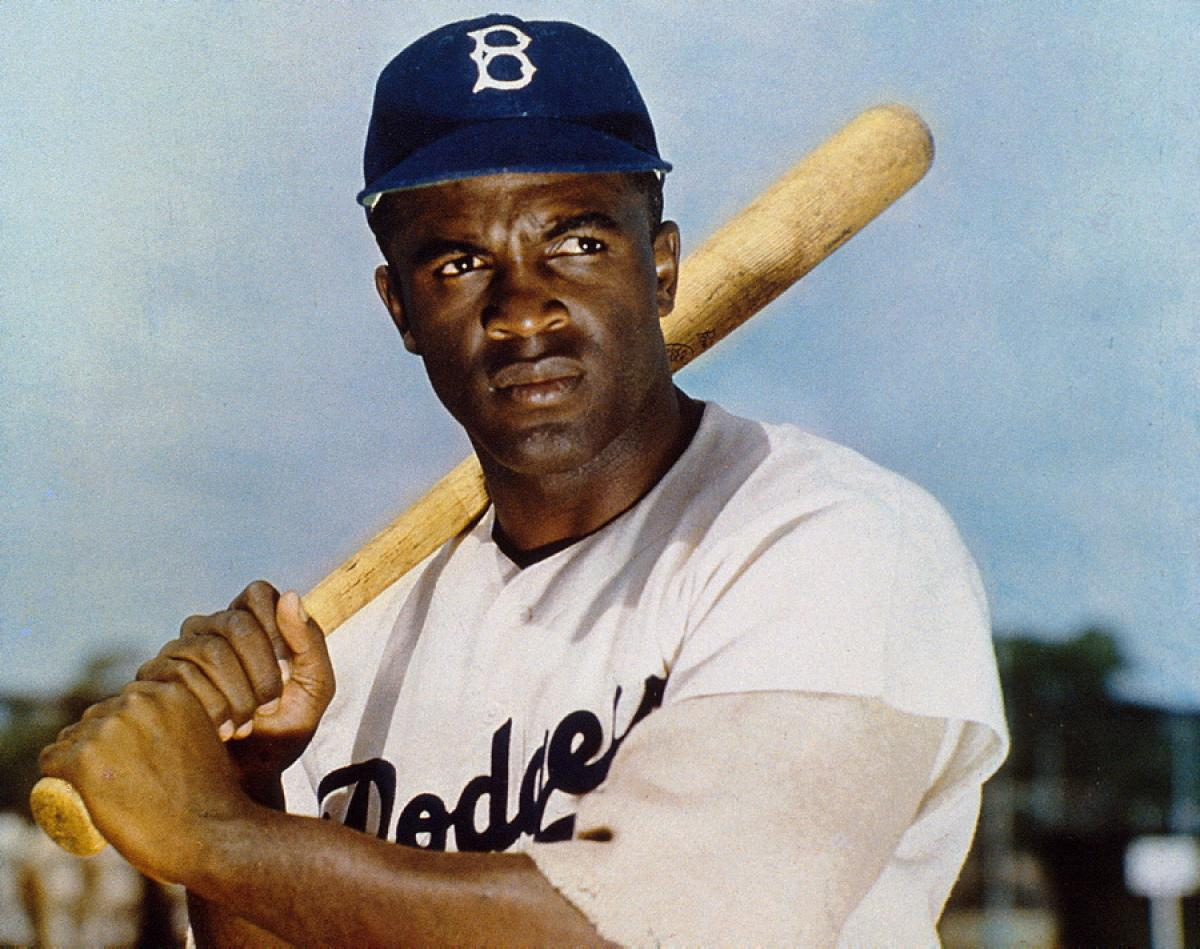 the influence and importance of jackie roosevelt robinson in sports Commentary and archival information about jackie robinson from roosevelt robinson stepped on to the in four sports in a single year in jackie's.