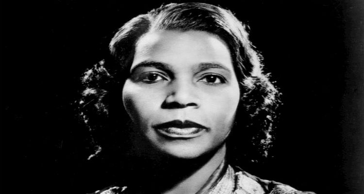"african american contralto marian anderson But the message inherent in an african american woman singing ""my to hear famed african-american contralto marian anderson give a free open-air."