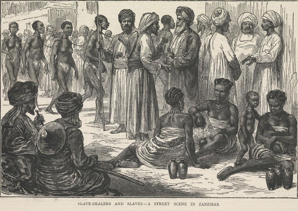 Slaves personals