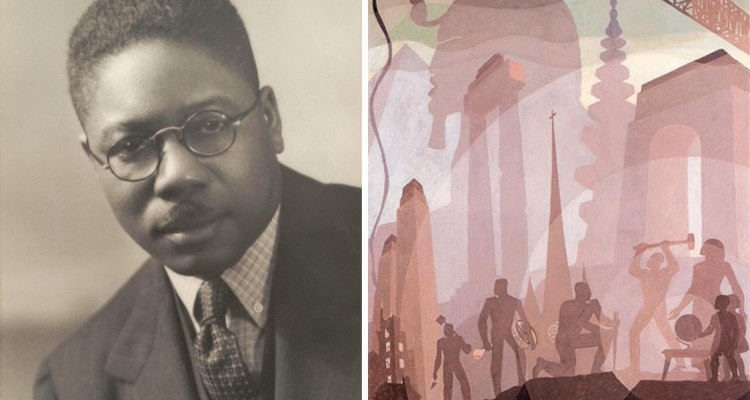 a biography of aaron douglas an african american painter and a major figure in the harlem On time, in time, through time: aaron douglas, fire and the writers of the harlem renaissance farah jasmine griffin (bio) aaron douglas's associations with writers of the harlem renaissance are many and the resulting collaborations, whether in the form of dust jackets or illustrations, have bequeathed us a body of work deserving far greater.