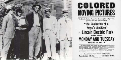 lincoln motion picture company
