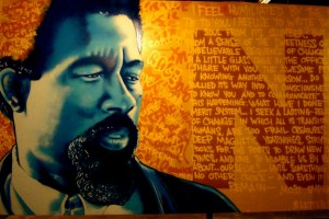 Eldridge Cleaver by Brandan Odums