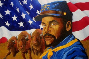 The-buffalo-soldier-william-roby