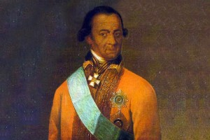 Abram Petrovich Hannibal