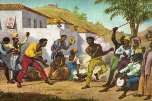 Palmares Brazil - Johann Moritz Rugendas 1835