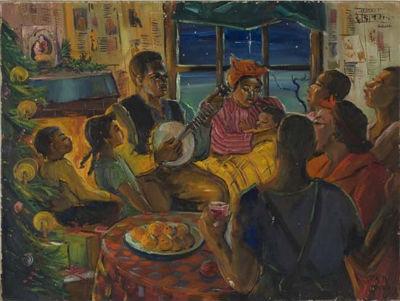 Untitled: Family Gathering (1939)