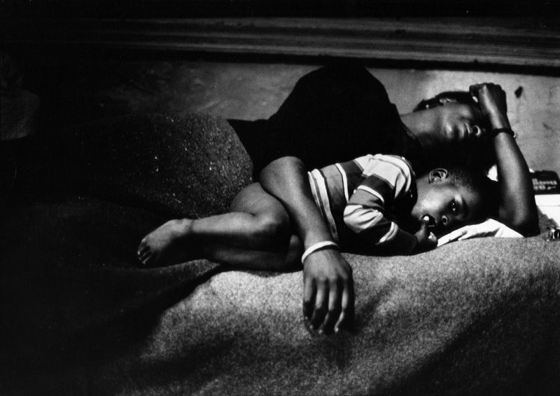 Photo from Life magazine  -The Cry That Will Be Heard, 1968