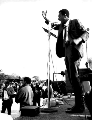 Stokely Carmichael, 1967