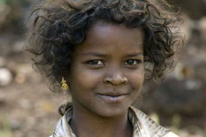 Runoko 7indian Adivasi girl