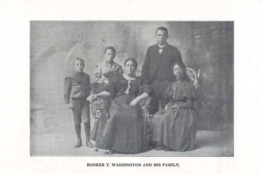 Booker T Washington Family