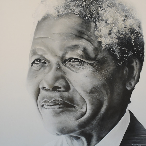 Decoding the Colour of Nelson Mandela | Amita Makan