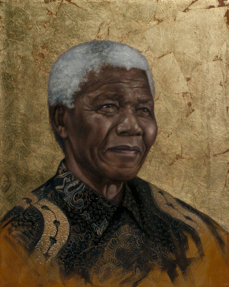 Nelson Mandela   Sara Golish