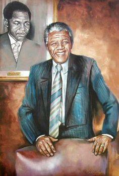 Nelson Mandela with Oliver Tambo   Phillip Steyn