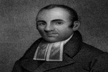 A portrait of Lemuel Haynes