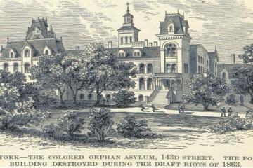 HEADLEY(1882)_-p080_New_York_-_the_Colored_Orphan_Asylum_143rd_Street