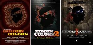 Hidden Colors trilogy