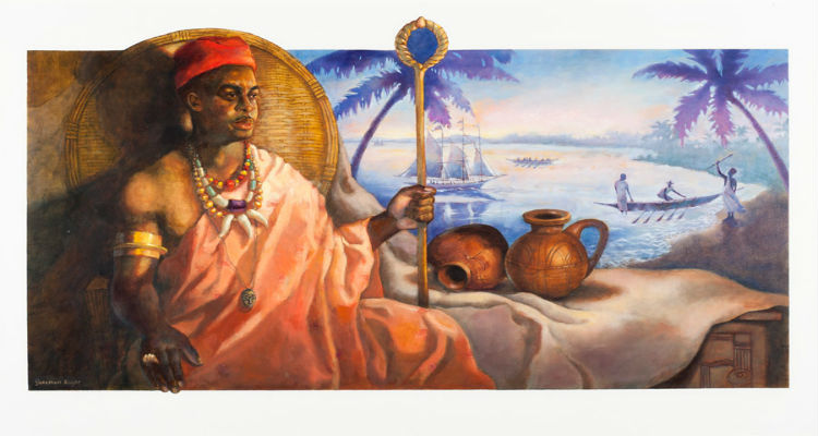 Ja Ja King of the Opobo by Jonathan Knight
