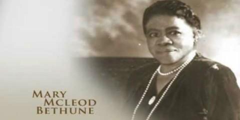 Mary Jane McLeod Bethune