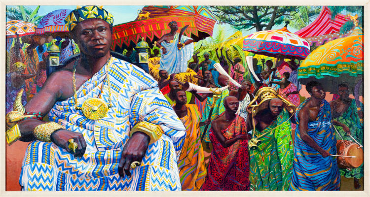 Osei Tutu King of Asante by Alfred Smith