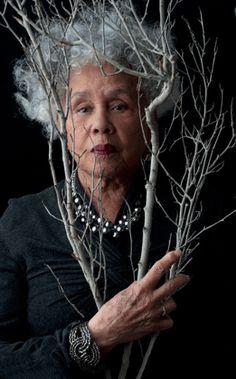 Portraits by Michele Mattei Betye Saar