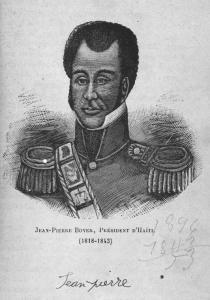 Président_Jean-Pierre_Boyer