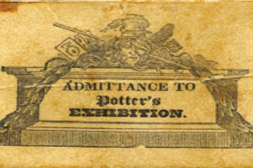 Ticket Richard Potter