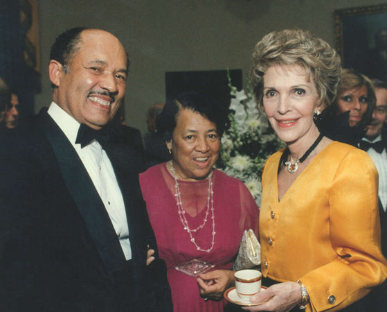 allen and his wife
