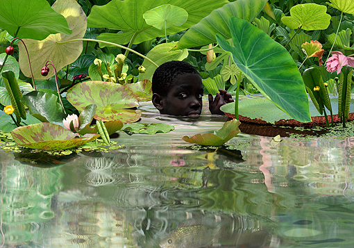 Ruud van Empel - World (2005)