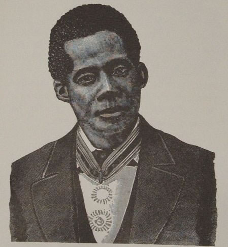 EDWARD WILMOT BLYDEN LIBERIAN SCHOLAR 1832