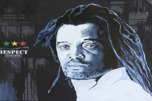 Lucky Dube by ShelleyB